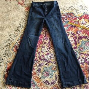Buffalo Jeans- High Waisted